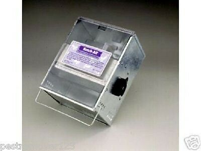 Ketch-All Clear Lid Automatic Mouse Trap Kness 101-0-027