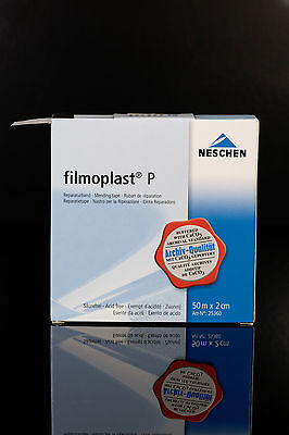 FILMOPLAST P & FILMOPLAST P90 book repair tape