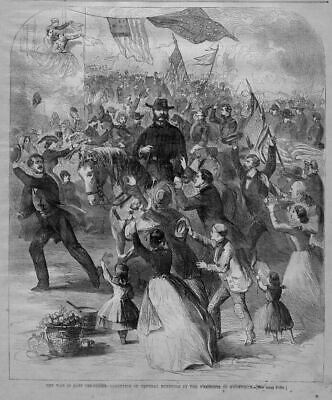 Knoxville Tennessee Civil War General Burnside Unionist