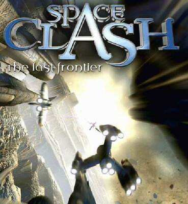 Space Clash The Last Frontier - PC Game - Brand New