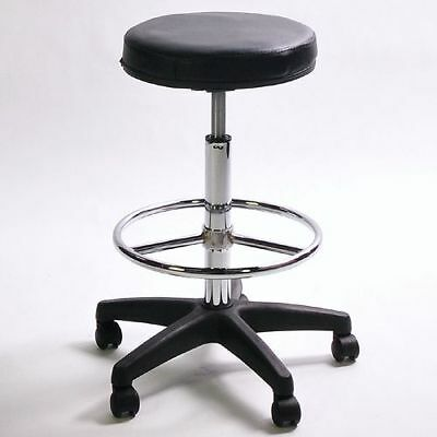 Adjustable Photography Studio Posing Stool & Footrest