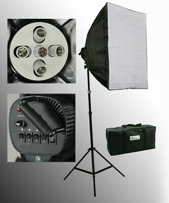 Photo Video Chromakey Studio Hair Light Lighting Kit