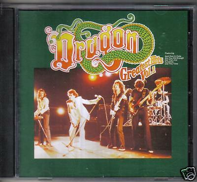 Dragon Greatest Hits Vol. 1 - Cd - New -