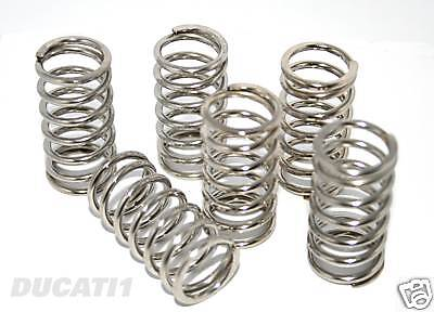 Ducati 1098 1198 Streetfighter Monster 1100 DS - CTMOTO Stainless clutch springs