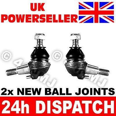 2x NEW Front BOTTOM BALL JOINTS To Fit Mercedes CLK W208 97-03