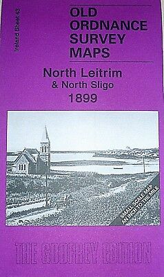 OLD ORDNANCE SURVEY Ireland N Leitrim & N Silgo 1899 43