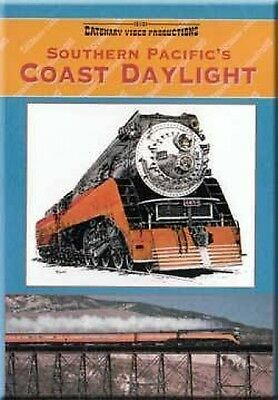 Southern Pacific's Coast Daylight Route Vol 4 DVD SP