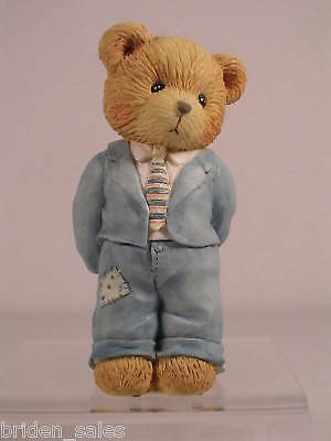 Cherished Teddies 'A Father Is The Bearer Of Strength' #624888 RET. New In Box