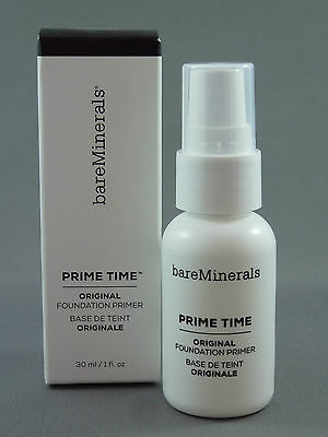 bareMinerals Original Prime Time Foundation Primer 30ml Bare Minerals Escentuals