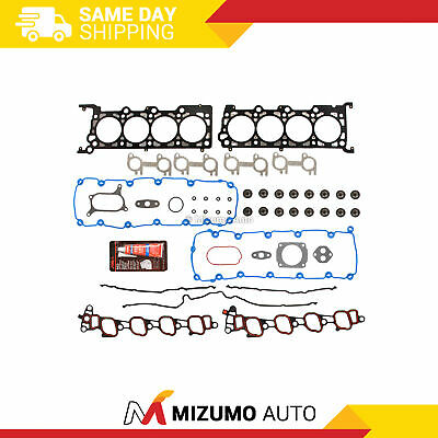00-04 5.4L Ford F250 V8 SOHC 16V Head Gasket Set