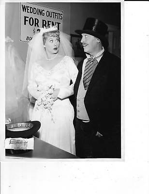 Lucille Ball Milton Berle Special VINTAGE Photo