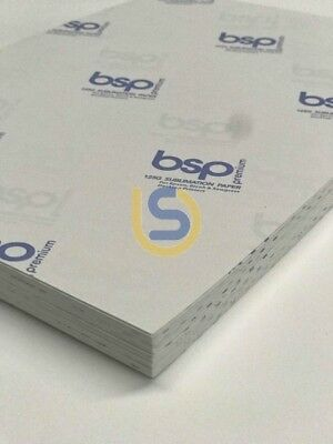 BSP A4 Sublimation Paper For Epson Printer & Ricoh Printer close to TexPrint