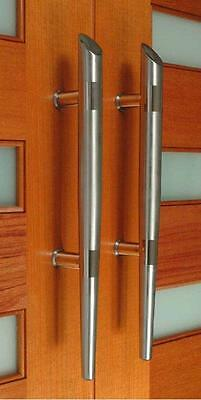 Stainless Steel Pull Handles Entry Door 1Pair 530mm