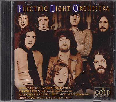 Electric Light Orchestra The Gold Collection - Cd - New