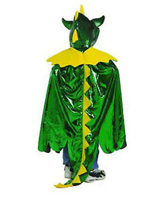 *NEW* Hooded Dragon Cape - Hood & Tail 69cm