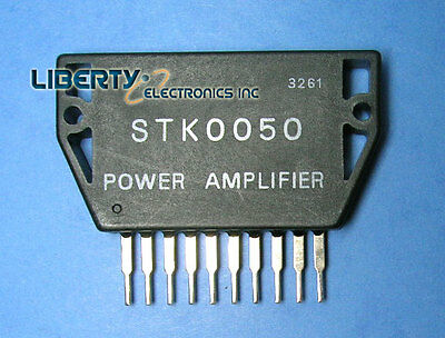 New Integrated Circuit Sanyo Power Amplifier Stk0050