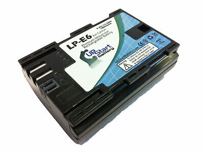 LP-E6 BATTERY FOR Canon EOS 5D 7D Mark II 2 NEW 6240
