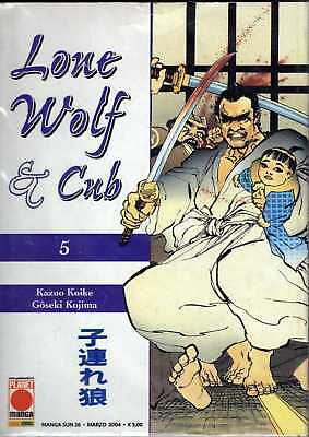 Lone Wolf & Cub N. 5 - Cover Di Frank Miller - Nuovo