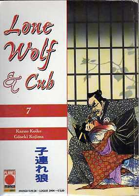Lone Wolf & Cub N. 7 - Cover Di Frank Miller - Nuovo