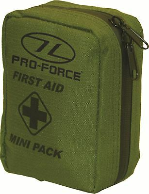 NEW MILITARY FIRST AID - MINI PACK Camping Bushcraft h