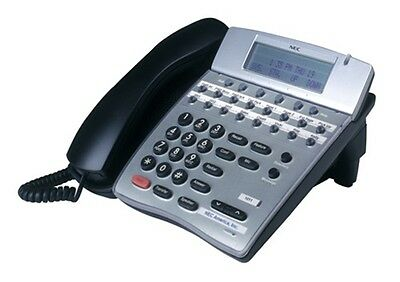 NEC Dterm 80 Telephone DTH-16D-2(BK)TEL 780575 Refurb GOOD DISPLAY Year Warranty