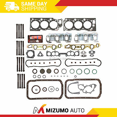 Full Gasket Set + Head Bolts 3.0L 3VZE Free Shipping!