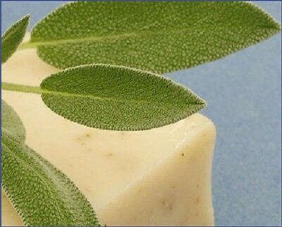 Cedarwood Sage - Moisturizing Handmade Natural Soap Bar