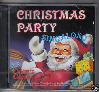 Christmas Party Singalong - Cd
