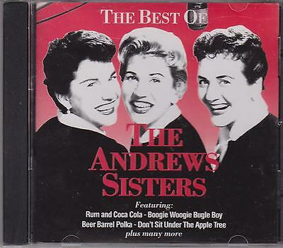 The Andrews Sisters - The Best Of - Cd