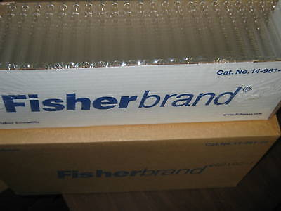 1496129 Fisherbrand Disposable Culture Tubes #14-961-29