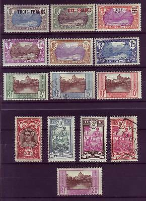 Timbres Oceanie  66 / 79  Neufs