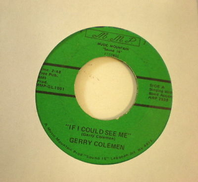 HEAR IT COUNTRY Gerry Coleman M.M.P 1001 If I Could See