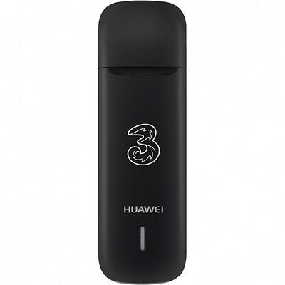 New Payg 3 Pay As You Go Mobile Broadband 1Gb Preloaded Usb Dongle For Internet