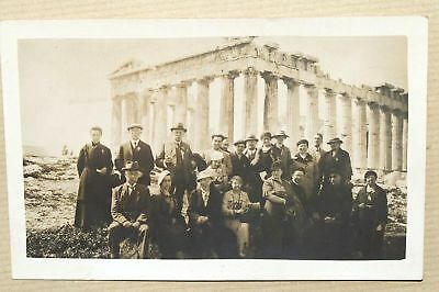 Grece - Carte Photo - Athenes - 1930