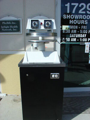 Doughpro Automatic Pizza Press With Air Compressor Used model # DP1300