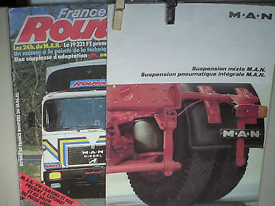 Dossier Techn.suspension Man 1982+France Routier Man 82