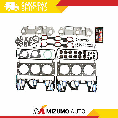 Head Gasket Set Fit 00-03 Pontiac Buick Chevrolet Lumina Oldsmobile 3.4 OHV 12V