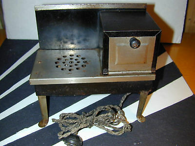 Antique Electric TOY Stove/ Cooking Range Sales SAMPLE?