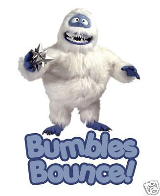 Bumbles Bounce Funny Christmas Toddler Baby T-shirt