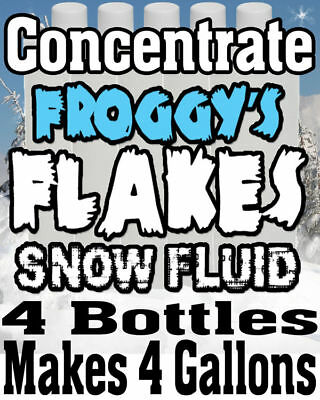 Concentrate Snow Juice (Makes 4 Gal) Perfect Fluid
