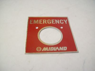 Qty of 5 ~ ~Haldex Emergency Airline Tag 11420