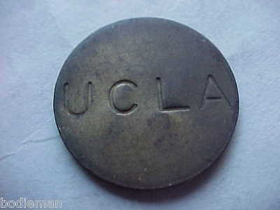 UCLA - Brass Parking Token