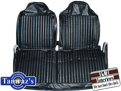 72 Dart 340 Demon Front Rear Seat Upholstery Covers