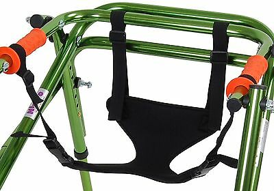 Seat Harness for all Pediatric Safety Rollers & Nimbo Walker, Small, Straps
