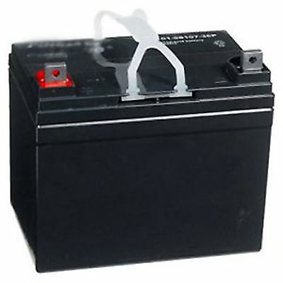 2, TWO 12V 39AH Batteries for Scooter or Wheelchair U1 Rechargeable Battery