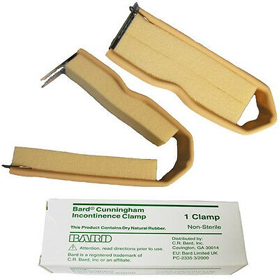 BARD Cunningham Clamp - Choose from 3  Sizes