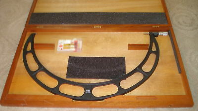 "Starrett 436 Outside Micrometer 23""-24"" Digital (Mech.)"