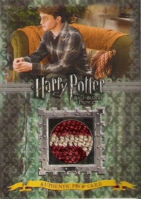 HARRY POTTER AND THE HALF BLOOD PRINCE CUSHIONS PROP P3 THICK VARIANT 465/480