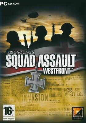 Eric Young's Squad Assault -  PC (New & Sealed)