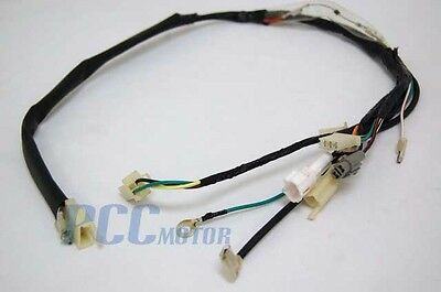New Yamaha Pw50 Pw 50 Aftermarket Wire Harness Wiring Assembly I Wh03